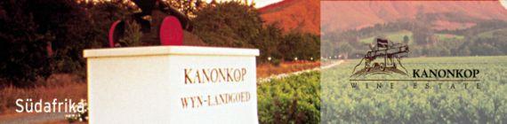 Weingut Kanonkop