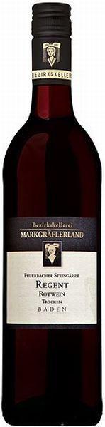 Markgr�flerlandFeuerbacher Steing�ssle QbA trocken Regent Jg. 2011Deutschland Baden Markgr�flerland