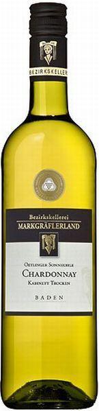 MarkgräflerlandEhrenstetter Oelberg Chardonnay Kabinett trocken Jg. 2010-11Deutschland Baden Markgräflerland