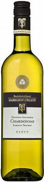 MarkgräflerlandÖtlinger Sonnhole Kabinett trocken Chardonnay  Jg. 2010-11Deutschland Baden Markgräflerland