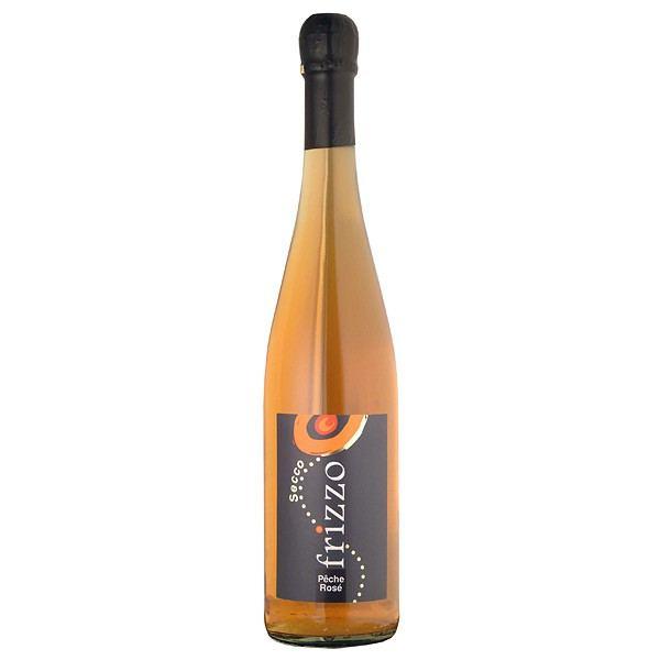 Markgr�flerlandWG Ehrenstetten Frizzo Peche Rose Pfirsich-Geschmack aromatisiertes weinhaltiges Getr�nkDeutschland Baden Markgr�flerland