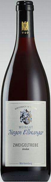 EllwangerWG  Hades-Weine Zweigeltrebe trocken Jg. 2008Deutschland Württemberg Ellwanger