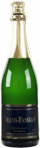 Grans FassianWG Grans-Fassian Riesling Sekt Brut Flaschengärung Jg. 2010Deutschland Mosel-Saar-Ruwer Grans Fassian