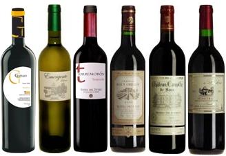 Lernen auch Sie die Weinwelten Frankreich und Spanien kennen... 1 x Chateau Haut Grelot Frankreich 1 x Chateau Lamothe Bellevue Frankreich 1 x Chateau Laulerie Frankreich 1 x Gamazo Tinto Spanien 1 x Torremoron Tinto Spanien 1 x Emergente Tinto Spanien 6 x 0,75 LtrProbierpakete