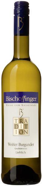 BischoffingenWei�er Burgunder Qualit�tswein lieblich Jg. 2013Deutschland Baden Bischoffingen