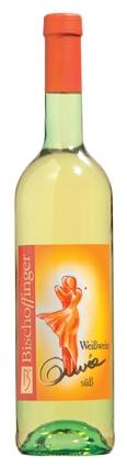 BischoffingenWeißwein Cuvee süß Qualitätswein Jg. 2015-16Deutschland Baden Bischoffingen
