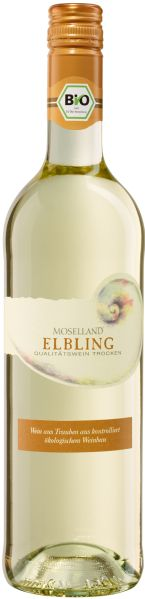 Moselland eGMoselland Bio Elbling QbA trocken Jg. 2013Deutschland Mosel Moselland eG