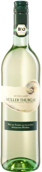 Moselland eG Moselland Bio Müller-Thurgau QbA trocken Jg. 2012Deutschland Mosel Moselland eG