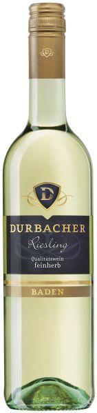 Durbacher WGDurbacher Plauelrain Klingelberger Riesling QbA feinherb Jg. 2014Deutschland Baden Durbacher WG