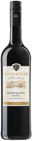 Durbacher WGDurbacher Kochberg Sp�tburgunder  Rotwein QbA Jg. 2013Deutschland Baden Durbacher WG