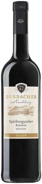 Durbacher WGDurbacher Kochberg Spätburgunder Rotwein Spätlese Jg. 2013Deutschland Baden Durbacher WG