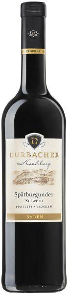 Durbacher WGDurbacher Kochberg Spätburgunder Rotwein Spätlese Trocken Jg. 2013Deutschland Baden Durbacher WG