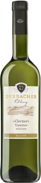 Durbacher WGDurbacher �lberg Clevner Traminer Sp�tlese Jg. 2013Deutschland Baden Durbacher WG