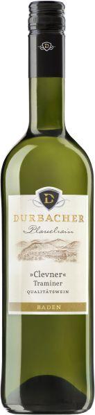 Durbacher WGDurbacher Plauelrain Clevner Traminer QbA Jg. 2012Deutschland Baden Durbacher WG