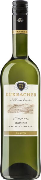 Durbacher WGDurbacher Plauelrain Clevner Traminer Kabinett Trocken Jg. 2014Deutschland Baden Durbacher WG