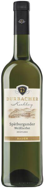 Durbacher WGDurbacher Kochberg Spätburgunder Weissherbst Spätlese Jg. 2011Deutschland Baden Durbacher WG