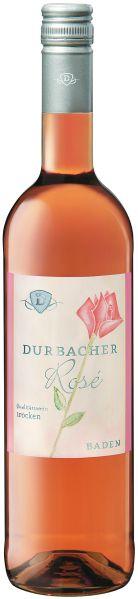 Durbacher WGDurbacher Kochberg Sp�tburgunder Rose QbA trocken Jg. 2010-11Deutschland Baden Durbacher WG