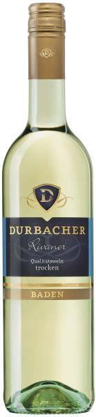 Durbacher WGDurbacher Kochberg Rivaner QbA trocken Jg. 2015Deutschland Baden Durbacher WG