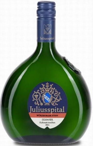 JuliusspitalW�rzburger Stein Silvaner Kabinett trocken Jg. 2014Deutschland Franken Juliusspital