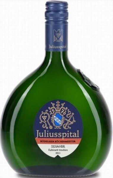 R1300116224 Juliusspital R�delseer K�chenmeister Silvaner Kabinett B Ware Jg.2014