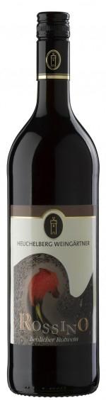 R17000125 Heuchelberg Schwaigerner Rossino lieblich Qualit�tswein  B Ware Jg.