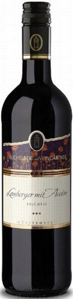 R17001865 Heuchelberg Schwaigerner Grafenberg Lemberger mit Acolon Qualitätswein süß – lieblich B Ware Jg.2015