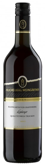 HeuchelbergKleingartacher Grafenberg Lemberger trocken Qualitätswein Jg. 2014-15Deutschland Württemberg Heuchelberg