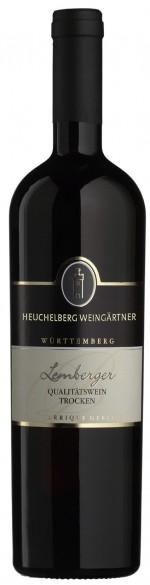 HeuchelbergLemberger trocken Qualitätswein Barrique Jg. 2012Deutschland Württemberg Heuchelberg