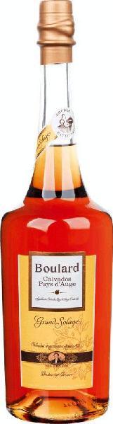 Calvados Boulard Grand Solage Appelation Calvados du Pays d Auge Controlee 0,70 ltr.Frankreich Normandie Calvados Boulard