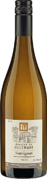 Belle MareSauvignon Blanc Vin de Pays d Oc Mis en bouteille au Domaine Jg. 2015Frankreich S�dfrankreich Languedoc Belle Mare