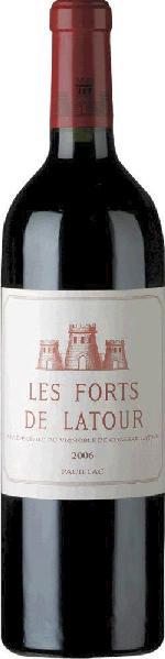 LatourLes Forts de  Zweitwein von Chateau Latour Appellation Pauillac Controlee Jg. 2009Frankreich Bordeaux Medoc Latour