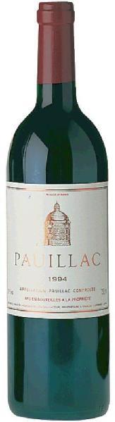 LatourPauillac de Chateau  Appellation Pauillac Controlee Mis en bouteille au Chateau Jg. 2010Frankreich Bordeaux Medoc Latour