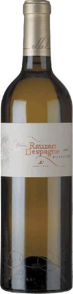 Rauzan Despagne-Grand Vin- Appellation Bordeaux Blanc Controlle Barrique  Jg. 2014Frankreich Elsass Rauzan Despagne