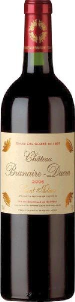 Branaire DucruChateau Branaire Ducru 4eme Cru Classe Mis en bouteille au Chateau Jg. 2010Frankreich Bordeaux Medoc Branaire Ducru