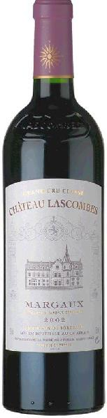 Cht. LascombesChateau Lascombes 2eme Cru Classe Appellation Margaux Controlee Mis en bouteille au Chateau Jg. 2009Frankreich Bordeaux Margaux Cht. Lascombes