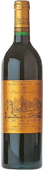 Cht. d IssanCht. dIssan 3eme Cru Classe Margaux A.O.C. Jg. 2010Frankreich Bordeaux Margaux Cht. d Issan