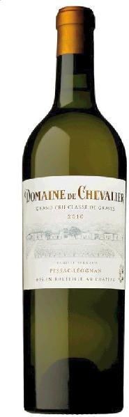 ChevalierDomaine de  Cru Classe Appellation Pessac-Leognan Controlee Mis en bouteille au Chateau Jg. 2008Frankreich Bordeaux Chevalier