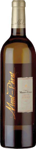Mont PeratChateau  Blanc Appellation Bordeaux Blanc Controlle Jg. 2012-13Frankreich Bordeaux Mont Perat