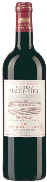 R2000235098 Cht. Mayne-Vieil Chateau Mayne - Vieil Appellation Fronsac Controlee Fronsac B Ware Jg.2012