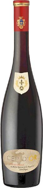 Vignerons de St. TropezLes Maitres Vignerons de Saint Tropez Cotes de Provence Cep d Or Rouge Appellation Controlee Jg. 2007-08Frankreich Provence Vignerons de St. Tropez