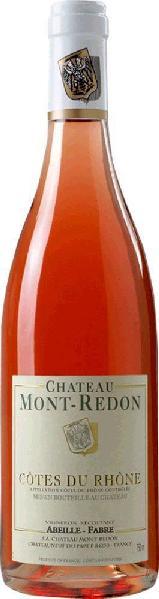 R2000274010 Mont-Redon Cotes du Rhone Rose Appellation Controlee B Ware Jg.2015