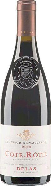 DelasCote-Rotie Seigneur de Maugiron Appellation d Origine Controlee Jg. 2012Frankreich Rhone Delas