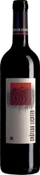 Bernard RouvinezChateau Lichten - Cuvee Rouge AOC Valais Cornalin, Humagne Rouge, Syrah Jg. 2013Schweiz Wallis Bernard Rouvinez
