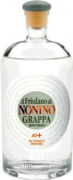 NoninoGrappe Monovitigno Vigneti Grappa il Tocai Monovitigno klares DestillatItalien Friaul Nonino