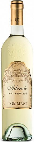 Tommasi Adorato Appassimento Vino Bianco Jg. 2014-15 Cuvee aus Gargenega und ChardonnayItalien Venetien Tommasi