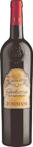 TommasiGraticcio Appassionato Vino Rosso Jg. 2014 Cuve aus Corvina, Rondinella, MerlotItalien Venetien Tommasi