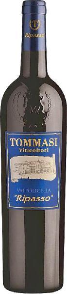 TommasiRipasso Valpolicella Classico Superiore Denominazione di Origine Controllata Jg. 2014Italien Venetien Tommasi