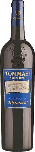 TommasiRipasso DOC Valpolicella Classico Superiore Jg. 2014-15 Cuvee aus Corvina, Rondinella, CorvinoneItalien Venetien Tommasi