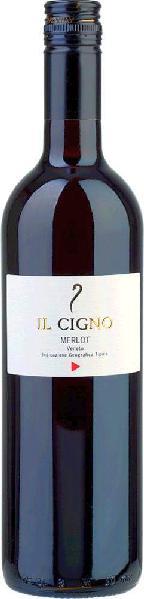 Il CignoMerlot IGT Veneto Jg. 2015-16Italien Venetien Il Cigno