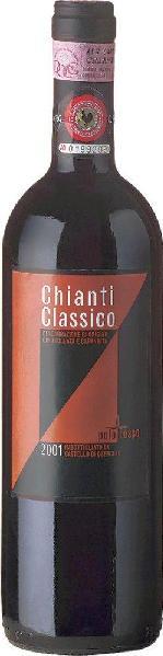 Fattoria di CalcinaiaChianti Classico Polo Rosso DOCG Jg. 2014-15 Cuvee aus Sangiovese, CanaioloItalien Toskana Fattoria di Calcinaia